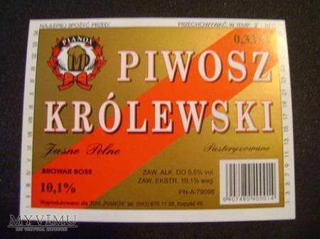 Piwosz Królewski