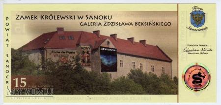 Bon Miejski : 15 Marek Sanockich