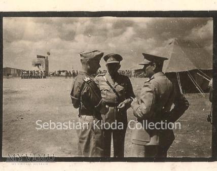 Dowódca 8 Armii odwiedza SBSK