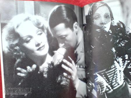 Duże zdjęcie Marlene Dietrich Marocco Shanghai Express skrypty