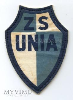 Naszywka - ZS Unia - ok. 1960