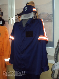 kombinezon personelu technicznego 605/MON