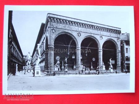 Florencja - Loggia dei Lanzi