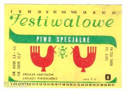 Specjalne Festiwalowe 0,33