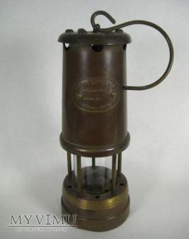 Lampa gornicza olejowa