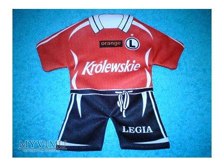 Legia Królewskie - czerwona