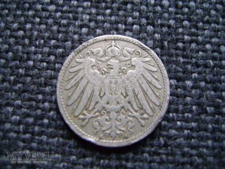 10 pfennigów 1900