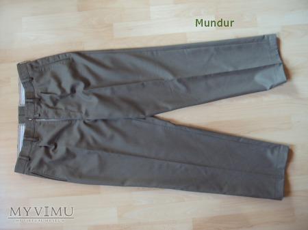 Polizei - spodnie służbowe