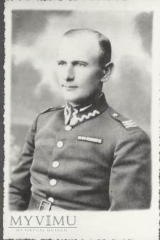 Plutonowy Tadeusz Michalski 25 Pułku Ułanow Wielk.