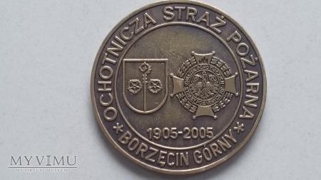 Duże zdjęcie 100 Lat Ochotniczej Straży Pożarnej Borzęcin Górny