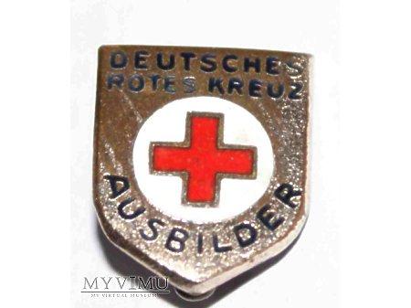 Odznaka Instruktora czerwonego krzyża