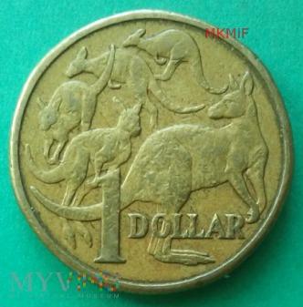 Duże zdjęcie 1 dollar Australia 1985