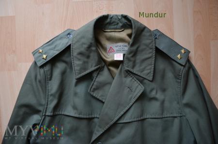 ČSSR: płaszcz letni celnika