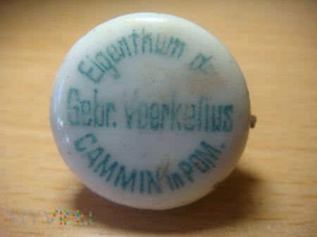 porcelanka - Gebrüder Voerkelius