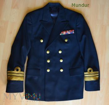 Mundur wyjściowy komandora porucznika MW