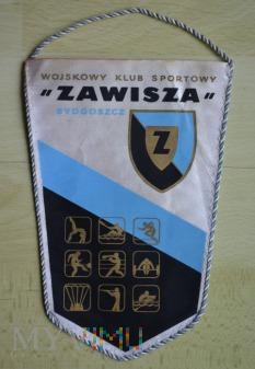 Duże zdjęcie Proporczyk - WKS Zawisza