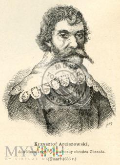 Arciszewski Krzysztof - generał altylerii