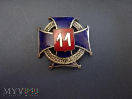 11 Pułk Zmechanizowany; numerowana