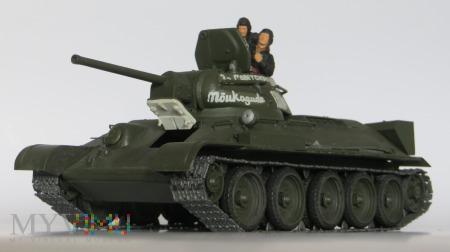 Czołg średni T-34 (wersja z roku 1942)