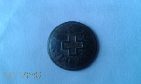 odznaka P.C.K. 1923