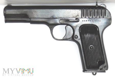 Duże zdjęcie Pistolet TT-33 (1944, Iżewsk)