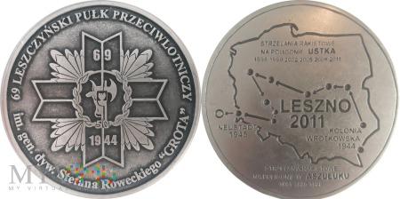 240.69 Leszczyński Pułk Przeciwlotniczy im. Grota