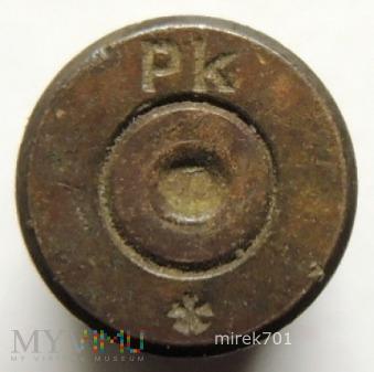 Łuska 7,65 x 17 SR Browning Pk *