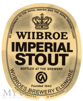 Wiibroe Imperial Stout
