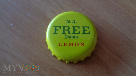 Damm Free Lemon