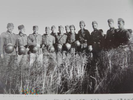 grupa niemieckich żołnierzy 1939