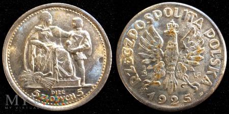 5 zł 1925r (kopia)