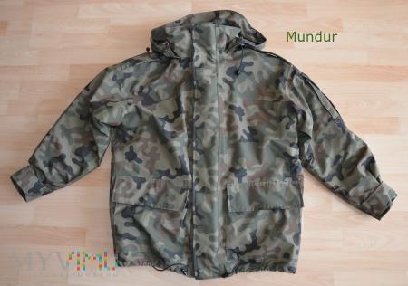 Kurtka ubrania na złą pogodę (gore-tex) SG
