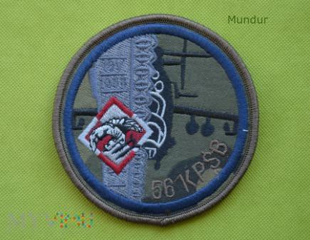 Oznaka: 56.Kujawski Pułk Śmigłowców Bojowych