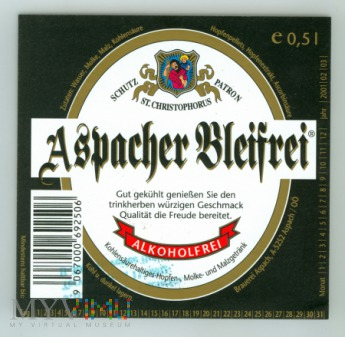 Aspacher Bleifrei