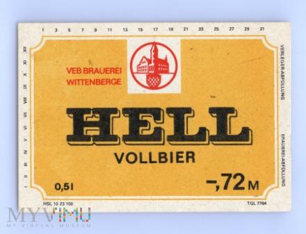 Veb Brauerei Wittenberge