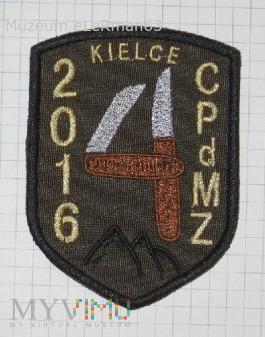 Służba Przygotowawcza CPdMZ4 pluton. Kielce. 2016