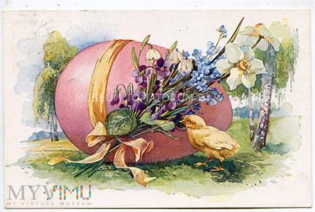 Wesołych Świąt Wielkanocnych - 1944