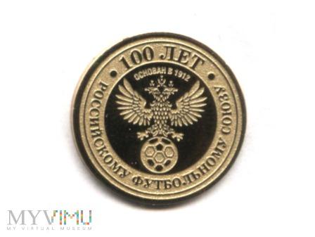 odznaka Rosja 100 lat 1912-2012 (oficjalna ?)