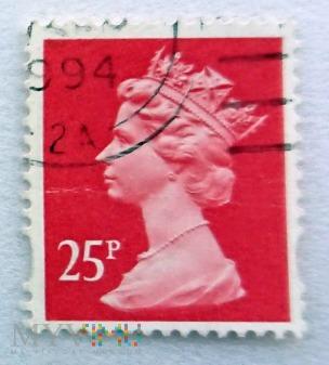Elżbieta II, GB 1475CS
