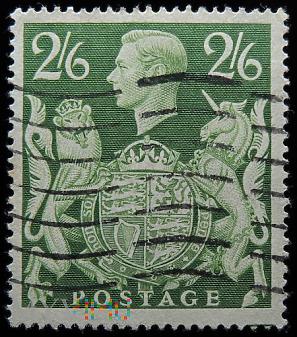 2'6s Jerzy VI, George VI