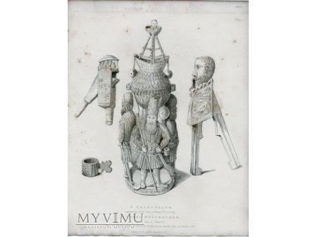 Rycina - Dziadek do orzechów