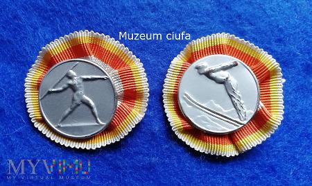 Sport Sammlung- odznaki Whw