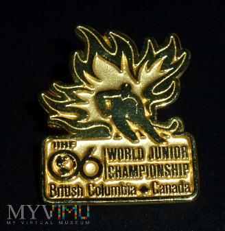 Mistrzostwa Świata Juniorów 2006 - Kanada