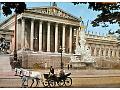 Austria Wiedeń Parlament Kwadryga i rzeźba