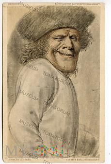 Duże zdjęcie Lagneau - Śmiech chłopa - pocz. XX wieku
