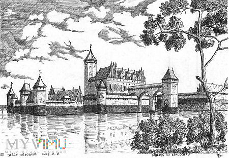 Duże zdjęcie Zamek krzyżacki w Człuchowie
