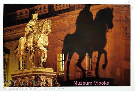 Berlin - Pomnik konny Fryderyka Wielkiego (2016)