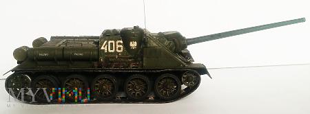 Działo pancerne SU-100