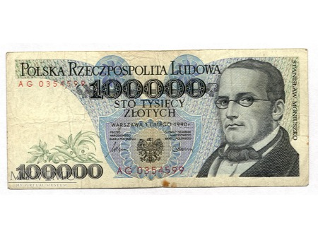 100 000 zł