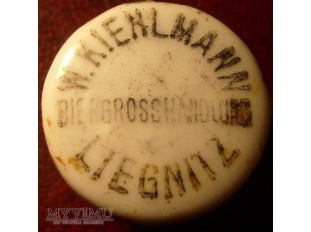 W.Kiehlmann Biergrosshandlung Liegnitz